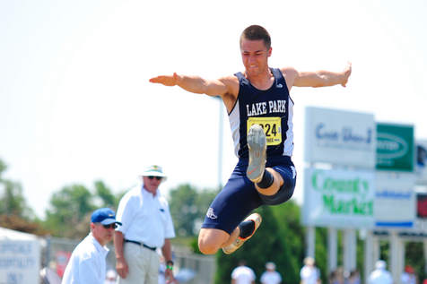 Scott Filip will be key for Lake Park this season/Sun-Times photo
