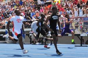 Tavaris Binion takes '12 Century title/George Wilcox photo