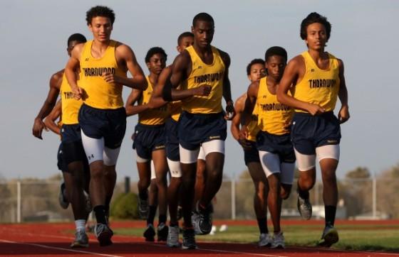 Thornwood Crew runs strong at home/Jonathan Miano